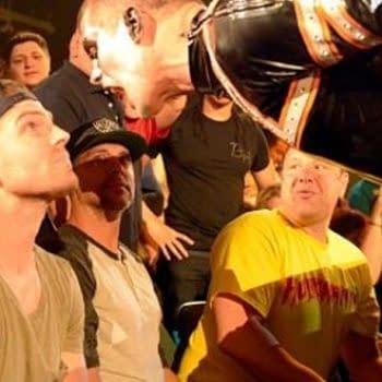 Stephen Amell Announces Cody Rhodes To Appear On Arrow