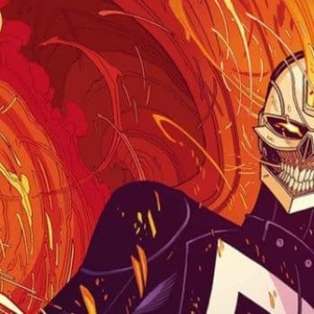 Report Says Ghost Rider Is Joining Agents Of Shield But He Ain't Johnny Blaze