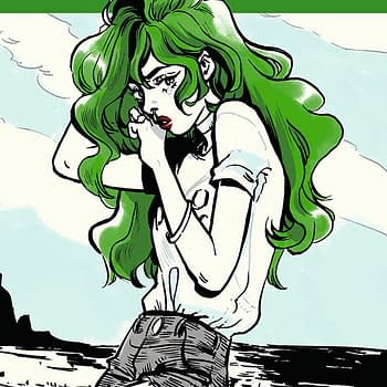 Snotgirl Exclusive Launch At San Diego Comic Con At The Image Booth