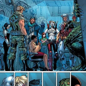 Scoop: This Is How Jim Lee Will Draw A Twice-Monthly Suicide Squad Comic – With Back-Up Stories