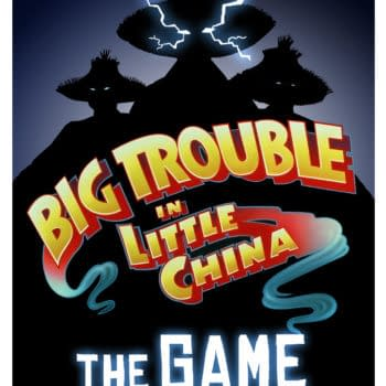 BOOM! Studios #RoadtoSanDiego Announcement #8: A Big Trouble In Little China Game