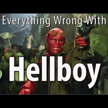 Going For A Classic – Everything Wrong With Hellboy