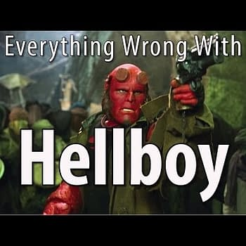 Going For A Classic &#8211 Everything Wrong With Hellboy