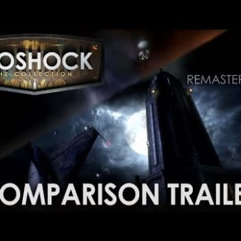 BioShock Collection Trailer Compares Rapture From the Original Release To Now