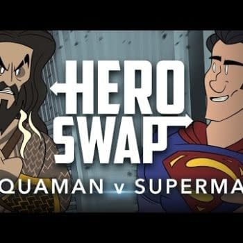 What If It Was Aquaman V Superman: Dawn Of Justice?