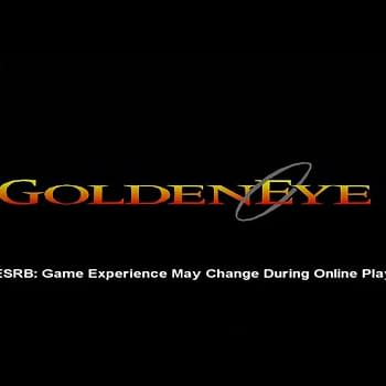 Check Out Half An Hour Of A Cancelled Official GoldenEye Remaster