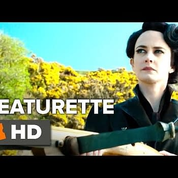 2 New Videos For Miss Peregrines Home For Peculiar Children