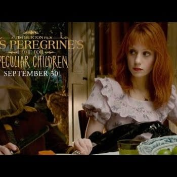 Fierce Females Become Focus Of New Miss Peregrine's Featurette
