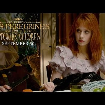 Fierce Females Become Focus Of New Miss Peregrines Featurette