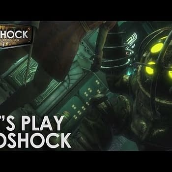 Check Out All Of The Revamped Intros For Each Game In The Bioshock Collection