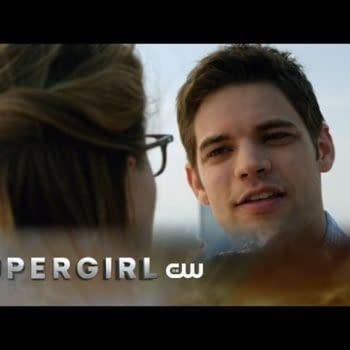 Jeremy Jordan Talks Learning Supergirl's Secret