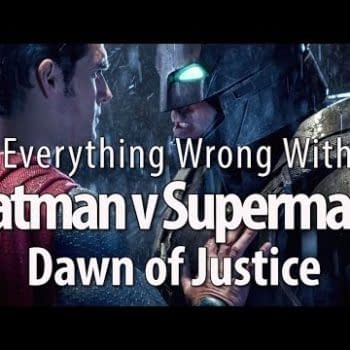 This Is The Big One – Everything Wrong With Batman V Superman: Dawn Of Justice