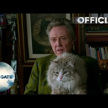 Christopher Walken And The Celebrity Cats