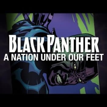 Ta-Nehisi Coates Talks About Black Panther As The Head Of State