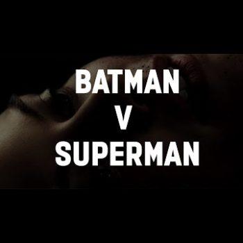 [Video] Hot Takes – Batman V Superman: Why The Martha Scene Works