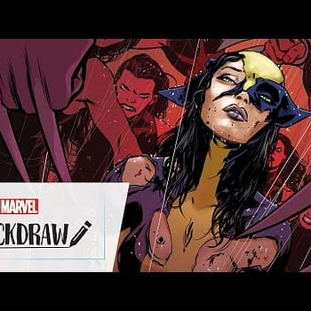 After A False Start David López Draws The Death of X Variant Cover To Amazing Spider-Man #15