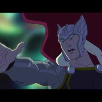Thor Gets Left Behind In Latest Marvel's Avengers: Ultron Revolution