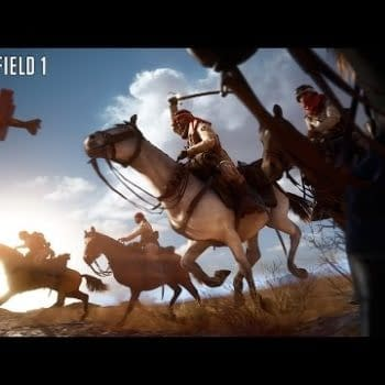 Battlefield 1 Trailer Hits To Herald In Gamescom With Planes, Trains… And Horses