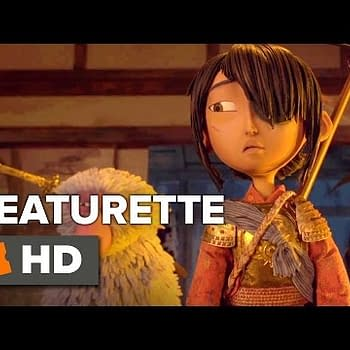 Crafting An Epic &#8211 A Kubo And The Two Strings Featurette