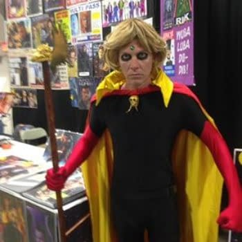 Our First Glimpses Of The Cosplay Of Boston Comic Con…