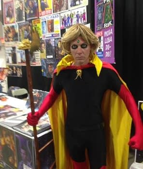 Our First Glimpses Of The Cosplay Of Boston Comic Con&#8230
