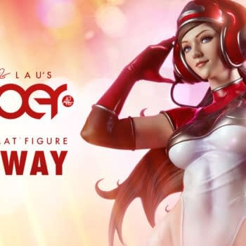 Stanley Artgerm Lau's Pepper Is Being Given Away