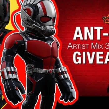 Win An Ant-Man Artist Mix Set Designed By Touma