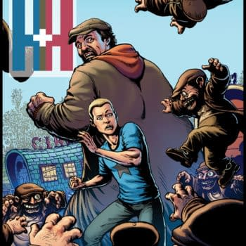 Socialist Circus Performers And Evil Warlocks – A&A #6 Is Silly Fun