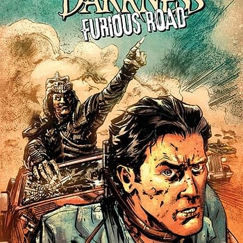 Writers Commentary &#8211 Nancy Collins On Army Of Darkness: Furious Road #6