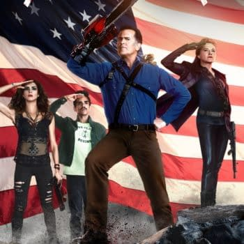 Ash Williams Agrees With Donald Trump… Sort of