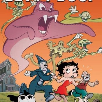 """""""A Plucky Female Character Fighting Ghosts"""" – Roger Langridge Talks Betty Boop"""