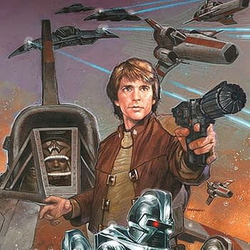 Free On Bleeding Cool &#8211 Classic Battlestar Galactica #1 By Remender And Rafael
