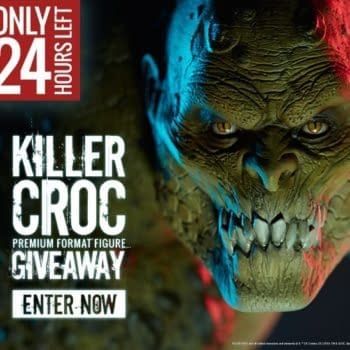 A Killer Croc Figure You Can Call Your Own