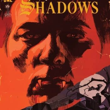 Free On Bleeding Cool – Dark Shadows #1 By Manning And Campbell