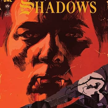 Free On Bleeding Cool &#8211 Dark Shadows #1 By Manning And Campbell