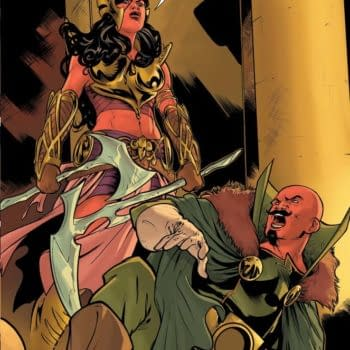 Writer's Commentary – Frank Barbiere On The Final Issue Of Dejah Thoris