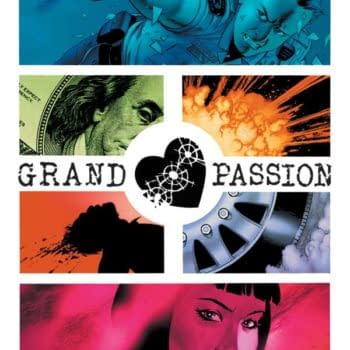 James Robinson's Grand Passion Finally To Be Released