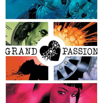 James Robinsons Grand Passion Finally To Be Released