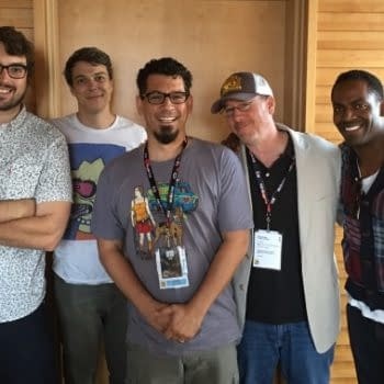 Mystery Science Theater 3000 Is Back – My SDCC Interview With The New Cast And The Same Old Joel
