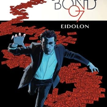 Exclusive Extended Previews Of James Bond, Evil Ernie: Godeater And Classic BSG
