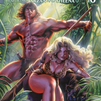 A Writer's Commentary – Corinna S Bechko Talks Lords Of The Jungle #6