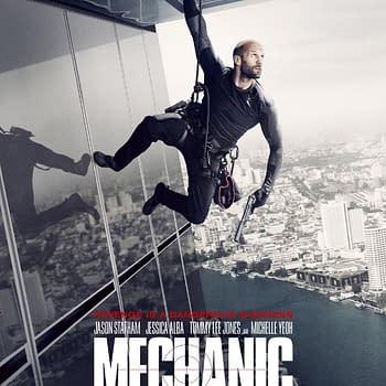 Jason Statham And Jessica Alba Talk Mechanic: Resurrection
