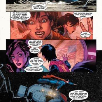 In DC Rebirth, Batman Has A Bat Cave On The Moon