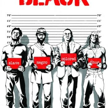 A Tale Of Two Covers: Black #3 And Divided States Of Hysteria #4
