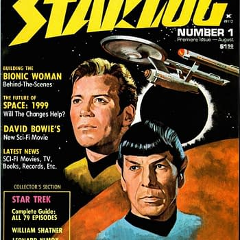 Oh My George Takei Narrates Documentary About Starlog And Fangoria Creator