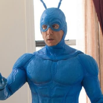 The Tick Pilot – Or Pardon Me, Your Angst Is In My Silliness