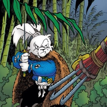 What Is The Secret Of The Hell Screen? – Exclusive Usagi Yojimbo #157 Preview
