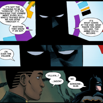 Who Is Batman's Darth Vader? (All-Star SPOILERS)