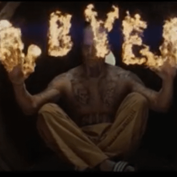 A Moment Of Pacifism From Suicide Squad With El Diablo, Exclusive For Bleeding Cool