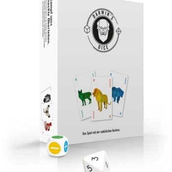 Tabletops To Watch: 20 Days Left To Participate In Darwin's Dice Kickstarter